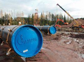 «Газпром» отдал контракт на 74,6 млрд руб. структуре Тимченко