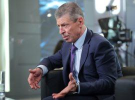 Козак назвал сроки восстановления стабильной работы нефтепровода «Дружба»