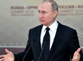Путин заявил о возможном расширении нефтегазового проекта «Сахалин-2»