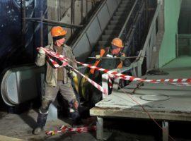 Аудиторы выявили нарушения при строительстве метро в Петербурге к ЧМ-2018