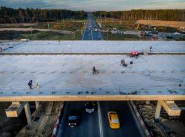 Из-за срыва сроков ЦКАД придется дофинансировать на 20 млрд руб.