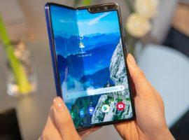 Samsung отложила запуск Galaxy Fold в Азии после сообщений о дефектах