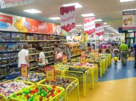 Суд признал банкротом сеть детских магазинов «Бегемот»