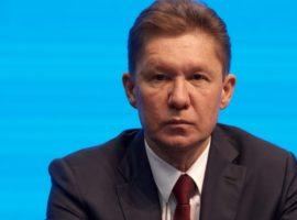 Миллер заявил об интересе Китая к большим поставкам газа из России
