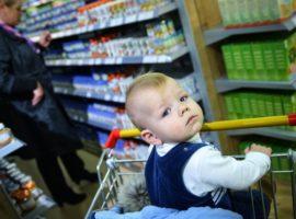 Производители предупредили о росте цен на детское питание и лимонад