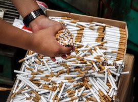 Страны ЕАЭС недополучили $1 млрд налогов от нелегальных сигарет