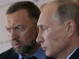 США обосновали санкции против Дерипаски его работой «в интересах Путина»