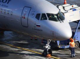 «Яндекс» назвал недоразумением «запрет» сотрудникам на полеты на SSJ100