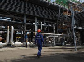 Цена акций «Газпрома» за три часа выросла на 17%