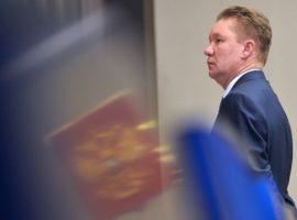 Рынок сыграл в отставку главы «Газпрома»