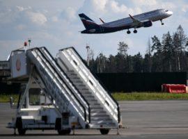Поставщик тягачей и трапов подал иск к «Аэрофлоту» на ₽102 млн