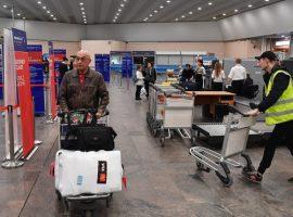 СМИ узнали о повышении выплат грузчикам в Шереметьево в пять раз