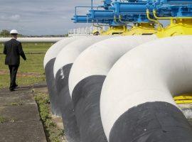 Доходы «Газпрома» от экспорта газа за квартал упали на 40%