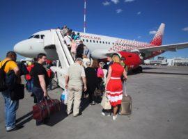 Базовый аэропорт пригрозил «России» прекратить ее обслуживание