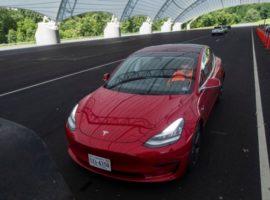 Немецкая компания отказалась от покупки 85 автомобилей Tesla