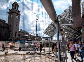 РЖД решили застроить четыре вокзала в центре Москвы