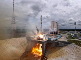 «Роскосмос» предложил создать подрядчика для строительства Восточного