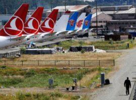 WSJ узнала о планах не возвращать Boeing 737 Max в небо до 2020 года