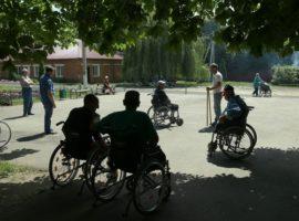 В России проведут эксперимент по маркировке кресел-колясок