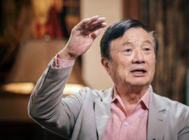 Глава Huawei заявил о моменте между жизнью и смертью компании