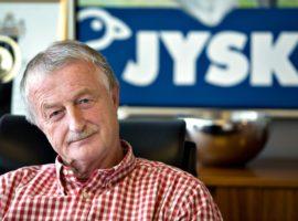 Умер один из богатейших миллиардеров Дании Ларс Ларсен