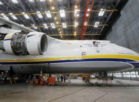 В Киеве потребовали от «Ильюшина» переименовать его модификацию Ан-124